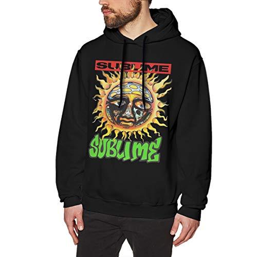 Su-blime Sun Hoodie T Shirt Sweatshirt Sweater Pullove Graffiti Casual Hooded Tops