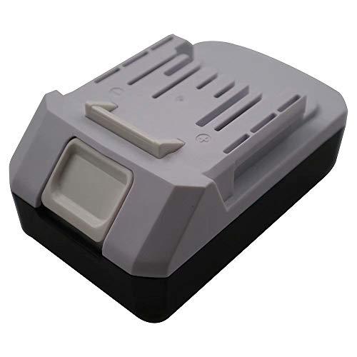 Heshunchang batería Repuesto 14.4v 2.5 Ah para makita BL1415G BL1413G 196375-4
