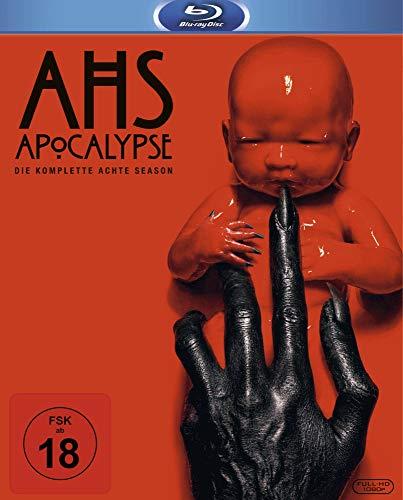 American Horror Story - Season 8 - Apocalypse [Blu-ray]