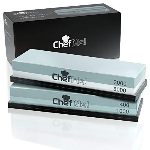 ChefMe! -   Schleifstein Set