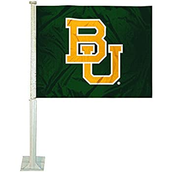 BU Bears Banner House Flag College Flags and Banners Co