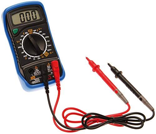 BGS 63402 | Digital-Multimeter | 3 1/2-stellig | mit Aufstellklappe | mit LCD-Anzeige | Strommessgerät