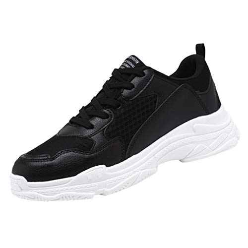 Find Bargain BIKETAFUWY Men's Running Shoes Sports Mesh Flying Woven Sneakers Outdoor Lightweight Br...