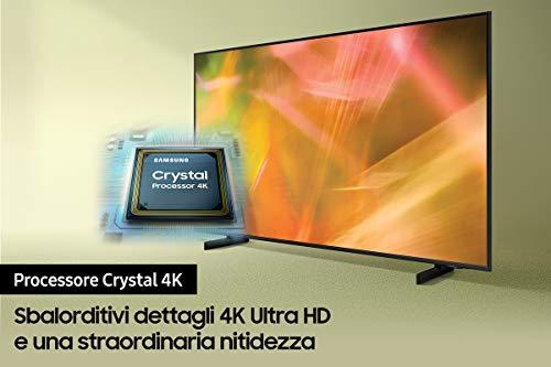 Samsung TV UE85AU8070UXZT, Smart TV 85