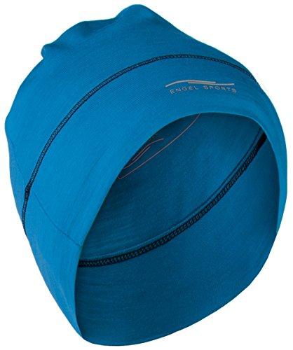 Engel Sports muts - verwarmend, sportief, stijlvol   GOTS-gecertificeerd functioneel ondergoed