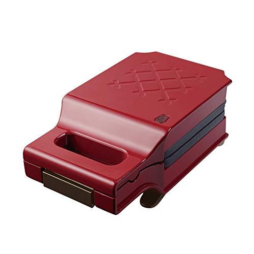 BBGSFDC Kleine Elektro-Backen-Wannen, Buttonless Faule Betrieb Frühstück Maschine Suspension Heizung Buckle Adjustable for Sandwiches