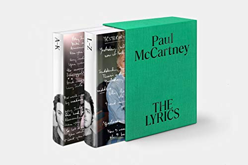 Compare Textbook Prices for The Lyrics: 1956 to the Present  ISBN 9781631492563 by McCartney, Paul,Muldoon, Paul