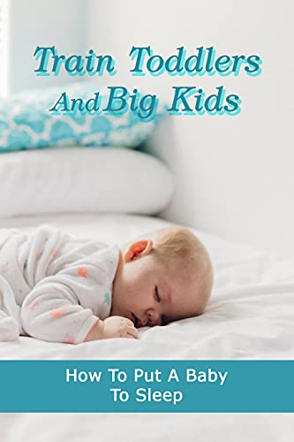 Train Toddlers And Big Kids: How To Put A Baby To Sleep: Baby Sleep Schedule (English Edition)