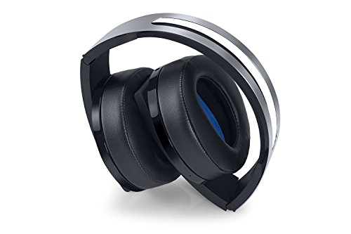 PS4 - Casque sans Fil Platinum