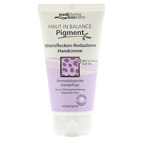 Haut in Balance Pigment Altersflecken-Reduzierer Handcreme,