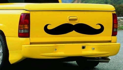Car Mustache Because Mustache is Always a Good Idea
