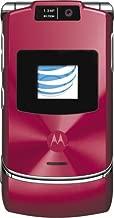Motorola RAZR V3xx Red Phone (AT&T) Version 1
