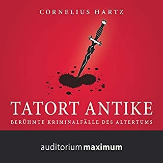 Tatort Antike Titelbild