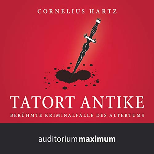 Tatort Antike cover art