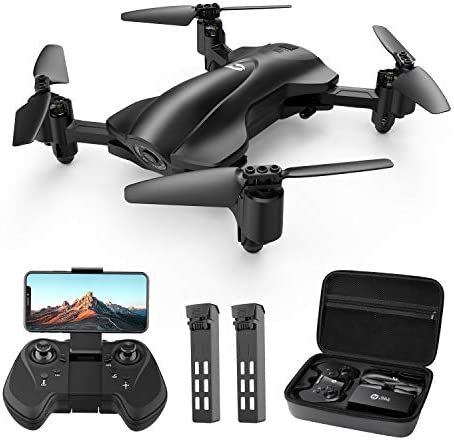 Holy Stone HS165 GPS FPV Drones with 2K HD Camera for Adults Foldable Drone for Beginners with product image