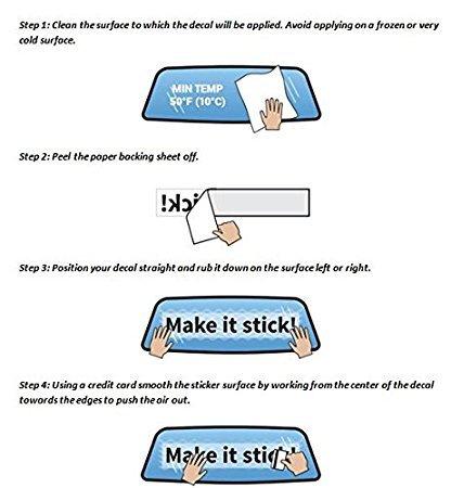 Platform 9 3/4 Decal Laptop Sticker Compatible with MacBook Retina, MacBook Air, MacBook Pro Wicked Decals