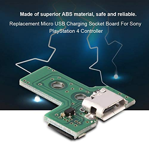 Photo of Sanpyl Micro Usb Charging Board, Replacement Charging Port Board for Repair Part for for 3rd Generation Controller