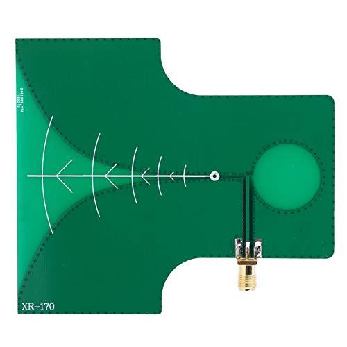 Excelente frecuencia de trabajo Antena UWB 1.4—10.5GHz Antena de antena direccional de 7dBi Peso ligero para frecuencias comunes