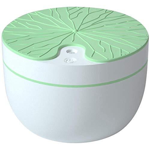 Qaoping Humidificador USB Mini Noche Luz de Oficina de Escritorio Hidratante de aromaterapia