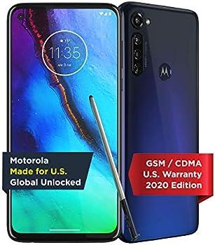 Motorola XT2043-4 Moto G Stylus Unlocked 128GB Smartphone