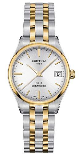 Certina DS 8cronómetro reloj c033.251.22.031.00