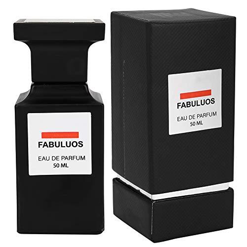 Perfume para hombre, Eau de parfum en spray de larga duración para hombre, Perfume en spray de fragancia encantador y sensual 50 ml