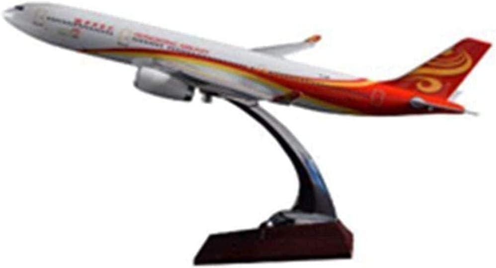 N-Y 40 cm Resin Boeing A330 Aircraft Aviation Model Popular brand Max 47% OFF Mod