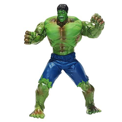 HOOPOO 26cm The Avengers Movable Hulk Acción PVC calcula los Juguetes