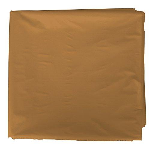 Fixo kids 72065 - pack de 25 bolsa disfraz, 65 x 90cm, color oro.