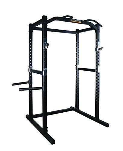 Powertec Fitness ワークベンチ パワーラック One Size