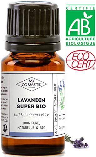 Etherische olie van Lavendel uit de Haute Provence (Lavandula hybrida) - MyCosmetik - 30 ml