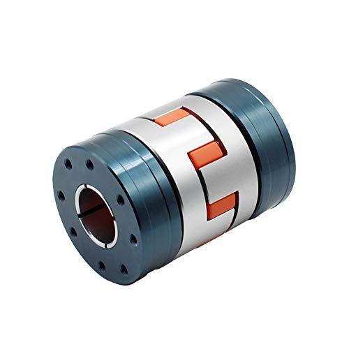 TANGJIANCHENG-C Coupler High Torque Shaft Coupler 4 Jaw Locking Assembly Flexible Coupling for Cynchronous Motors (Inner Diameter : LF Z D65L90 28mm)