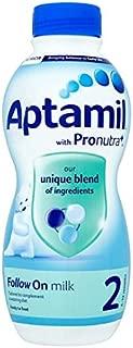 Aptamil 2 Follow On Milk 1 Litre Ready to Feed Liquid