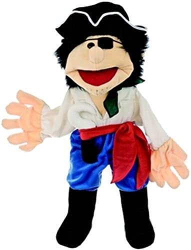Living Puppets Handpuppe Puppe Pirat Peer 65cm