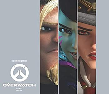 The Cinematic Art of Overwatch Volume Two