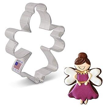 Ann Clark Cookie Cutters Sugar Plum/Tooth Fairy/Angel Cookie Cutter by LilaLoa 4.5