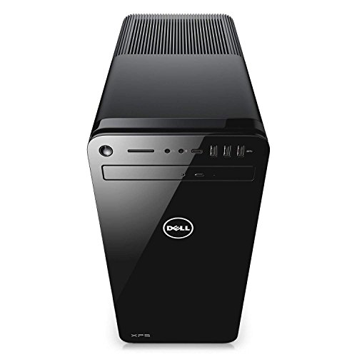 Ordinateur de Bureau pour Gamer Dell XPS 8930 Intel Core i5 NVIDIA GeForce GTX 1050 Ti Windows 10 - 1