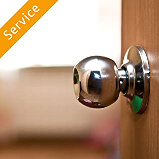 Door Knob Installation