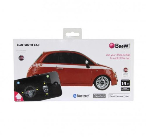 BeeWi BBZ253-A6 Fiat 500 Telecomandata via Bluetooth da iPhone, iPad e iPod Touch