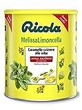 RICOLA caramelle Melissa Limoncella 500gr - senza zucchero -