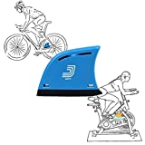 Jacfit Cycling Computer Offers You a self Fitness Diary & a Lifetime Free Online Gaming & Tournament with Online Players for Your Bike,Trainer Stand, Exercise Bike, Stationary Bikes, Spin Bike.