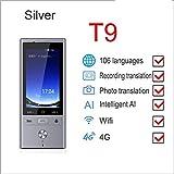 Actualizado Language Translator 106 De Traducción T9 Apoyos Traductor Dispositivo 8 Países Sin Conex...