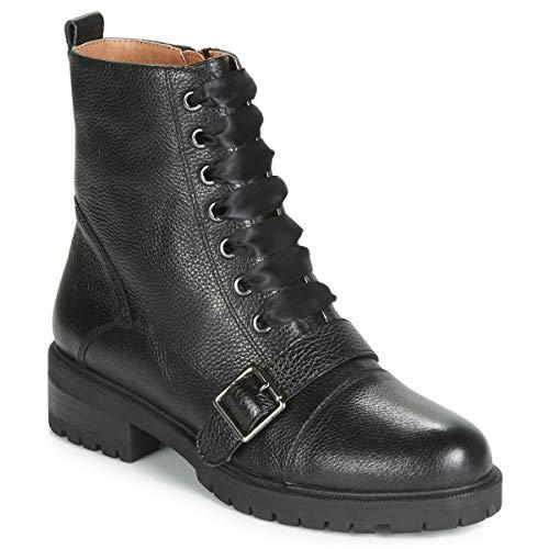 Karston AMSTIN Bottines/Boots Femmes Noir - 40 - Boots