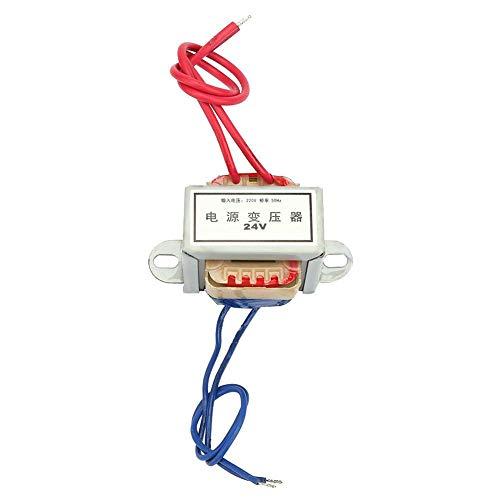 Transformador de potencia simple AC 12V/24V Voltaje de salida 5W Entrada 220V...