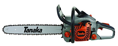Tanaka TCS40EA18 18-Inch 40cc 2-Stroke Gas Powered Rear Handle Chain Saw