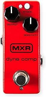 MXR M291 Dyna Comp Mini Compressor Pedal w/Bonus Dunlop PVP101 Pick-Pack (x12) 710137096998