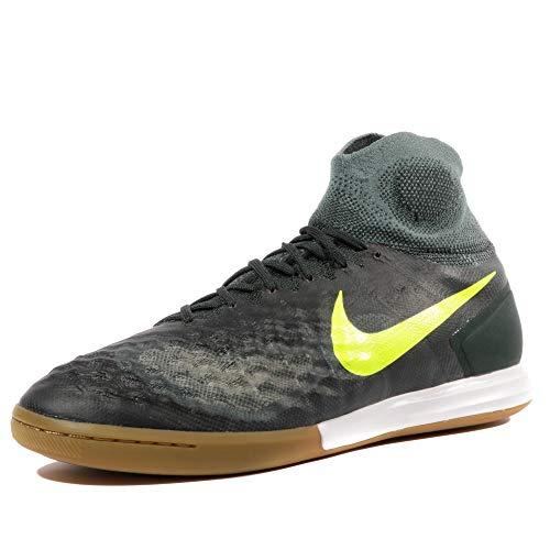 Nike Nike Herren 843957-374 Fußballschuhe, Grüner Seetang Volt bis Glimmergrün, 43 EU