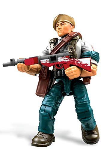mega construx - Call of Duty - GCN91 Heroes Series 4 - WWII Resistance Fighter