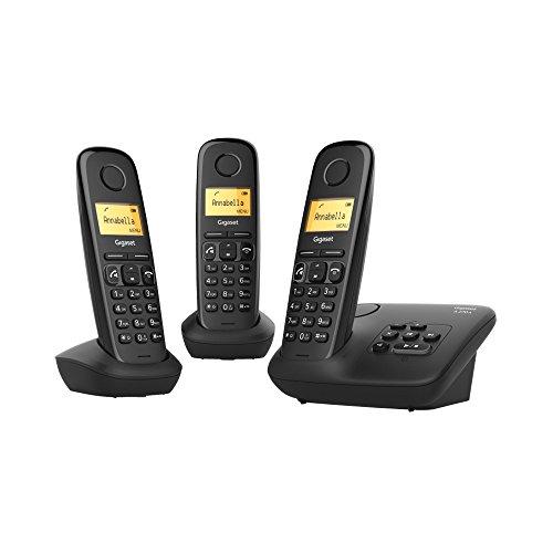 Gigaset A270A Trio Festnetz-Handy schnurlos Anrufbeantworter DECT