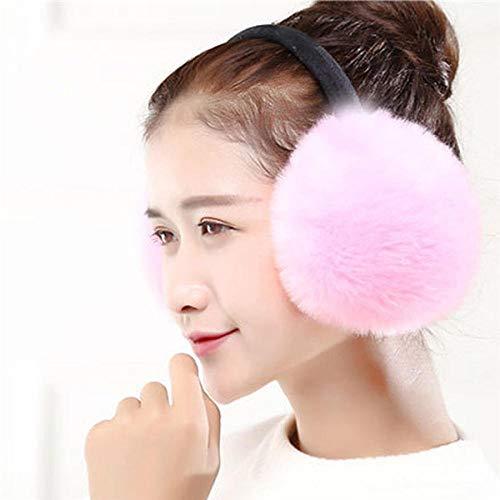 Warme huid oordopjes kinderen volwassenen winter dames mannen warm oor warm oor ronde haarband